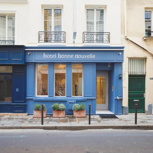 Hôtel Bonne Nouvelle - Hôtel - Paris