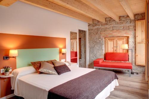 Habitación Doble Superior Hotel La Freixera 18