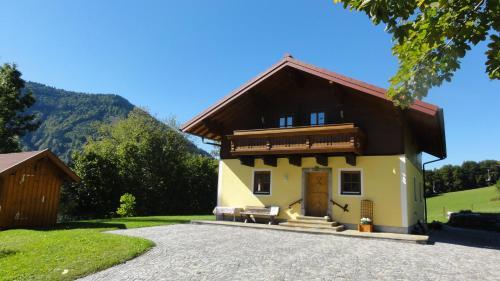 Ferienhaus Seitter - Krispl - Gaissau