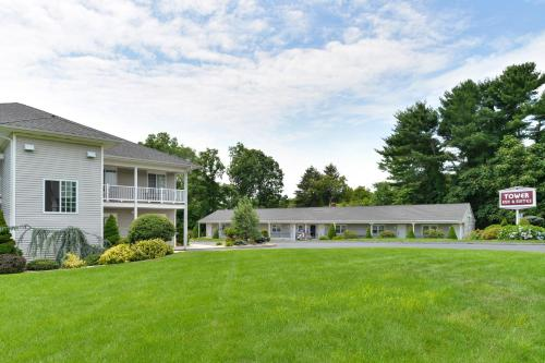 Tower Inn And Suites Of Guilford /Madison - Guilford, CT 06437