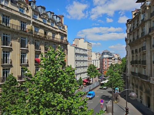 Hotel Cosy Monceau (Paris) : prix, photos et avis
