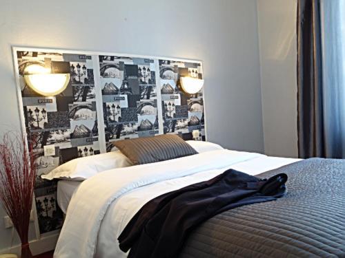 Hotel Cosy Monceau photo 22