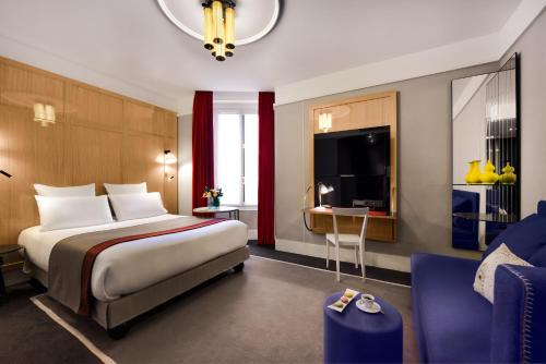 Hôtel L'Echiquier Opéra Paris - MGallery by Sofitel photo 8