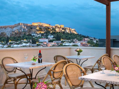 Athos Hotel, Hotel in Athen