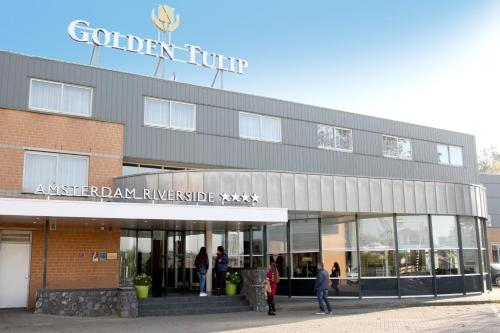Golden Tulip Amsterdam Riverside photo 17