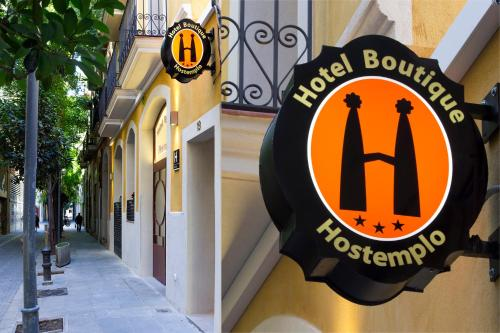 Boutique Hostemplo Sagrada Familia photo 33