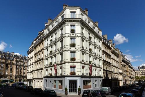 Hôtel Le 46 - ex Villa Brunel - Hôtel - Paris