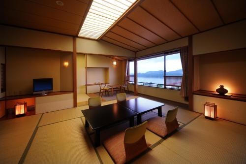 Japanese-Style Deluxe Room - Non-Smoking