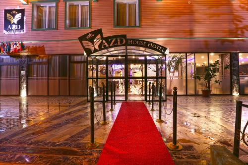 Mardin Azd House Hotel harita