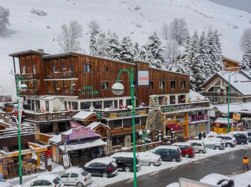 Hotel Le Cairn Les Deux Alpes
