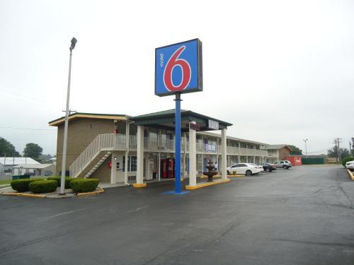 Motel 6 Somerset Ky - Somerset, KY 42501