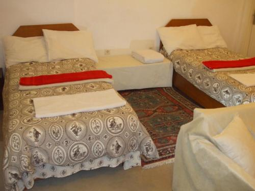 Istanbul Studyo Apartment odalar