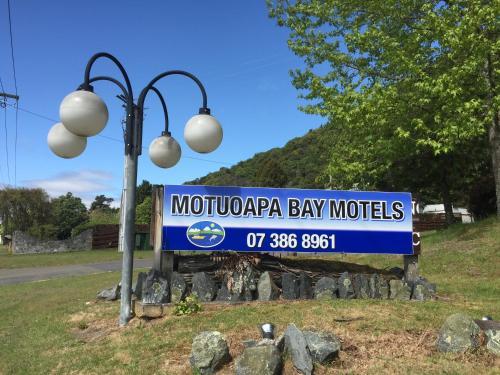 . Motuoapa Bay Motel
