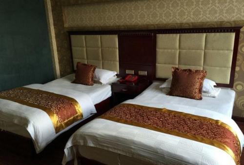 Qinxian Golden Coast Business Hotel, Changzhi