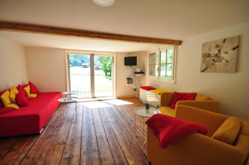 Accommodation in Stechelberg