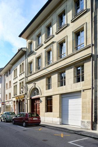 . Hotel Hine Adon Fribourg