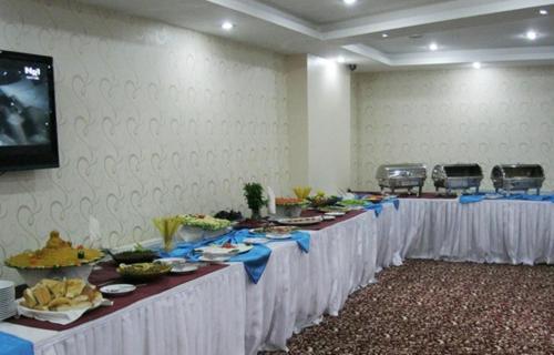 Arsames Hotel, Merkez