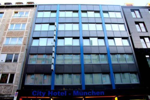 City-Hotel München photo 10