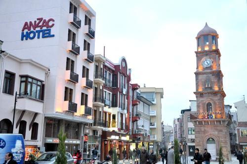 Canakkale Anzac Hotel odalar