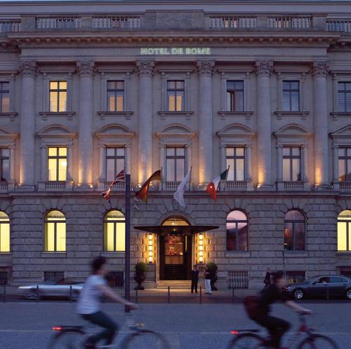 Rocco Forte Hotel De Rome - Photo 3 of 49
