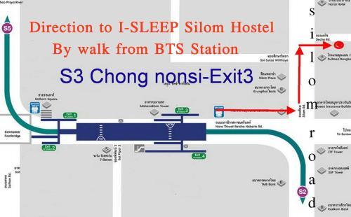 I-Sleep Silom Hostel photo 23