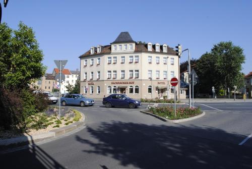 . Hotel Sächsischer Hof Hotel Garni