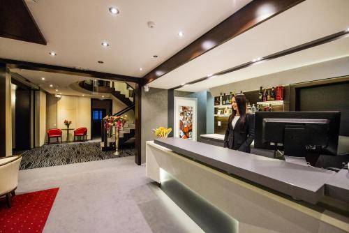 . Boutique Hotel Villa ZAUBER
