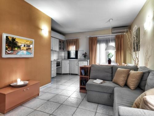 Apartament - pe două niveluri (Apartment - Split Level)