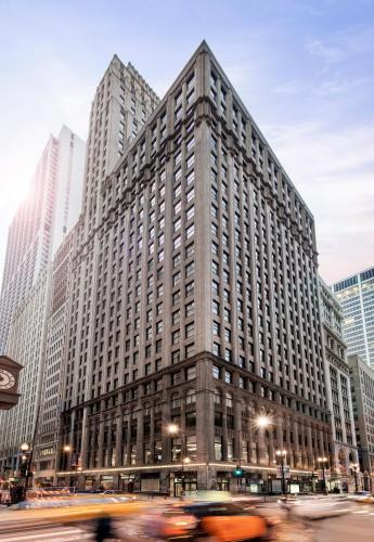 Residence Inn by Marriott Chicago Downtown-Loop