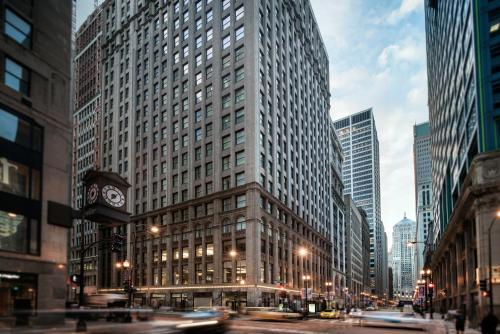 Hotel Residence Inn By Marriott Chicago Downtown/loop