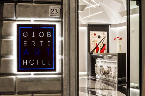 Gioberti Art Hotel