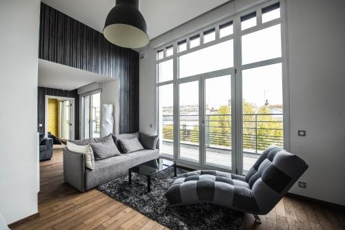 . Les Appartements Paris Clichy