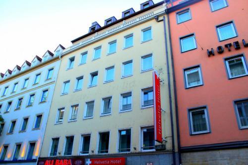 Helvetia Hotel Munich City Center photo 31