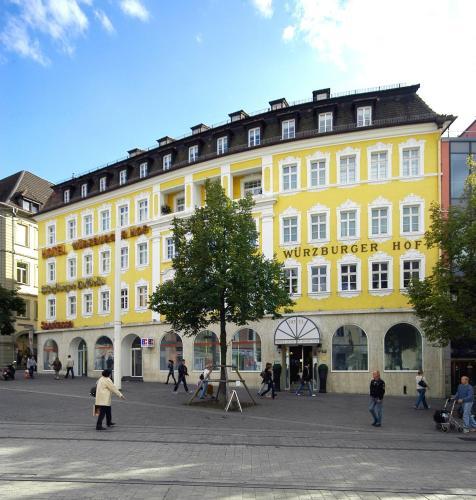 . Hotel Würzburger Hof ****