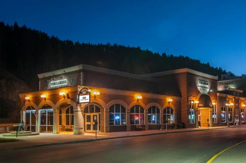 Hampton Inn at Tin Lizzie Gaming Resort in Deadwood