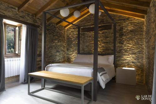 Habitación Deluxe - 1 cama grande Lar de Donas 1