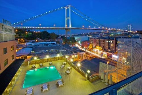 Istanbul Ortakoy Princess Hotel rezervasyon