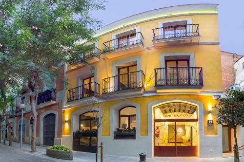 Boutique Hostemplo Sagrada Familia impression