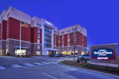 TownePlace Suites by Marriott Franklin - Hotel