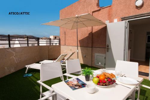 Hotel Apartamento Bajamar HOTELES-APARTAMENTO