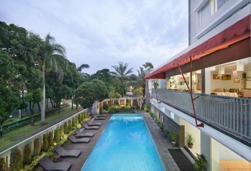 . Grand Cakra Hotel Malang