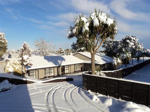 Ruapehu Mountain Motel&Lodge - Accommodation - Ohakune