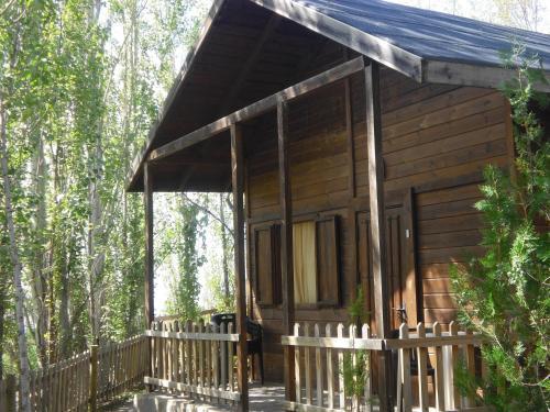 Camping Alpujarras 部屋の写真