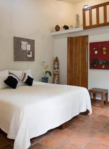 Fotos de quarto de Hotel Villa Mozart y Macondo