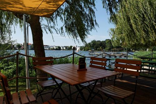 Seminar- und Gästehaus Flussbad Gartenstrasse photo 17