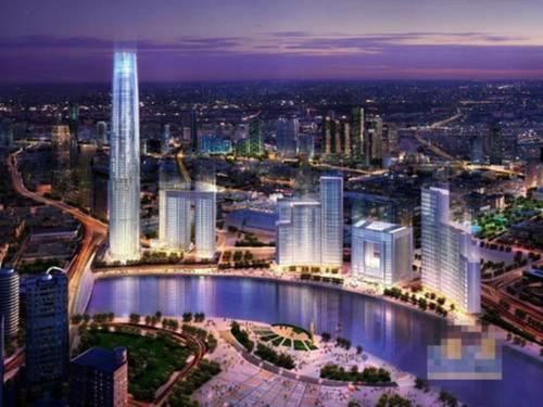 Tianjin Tower Jinhai Superior Hotel Apartment