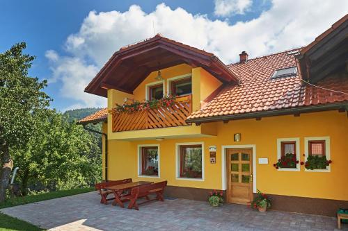 Accommodation in Prevalje