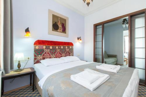 Istanbul Hotel Sufi how to get