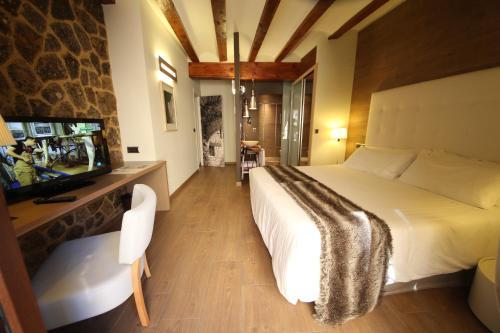 Double Room Postigo. La Posada de Mosqueruela 4