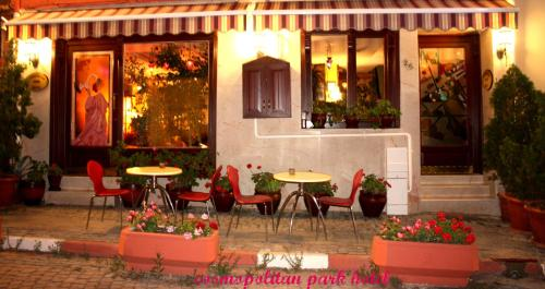Istanbul Cosmopolitan Park Hotel